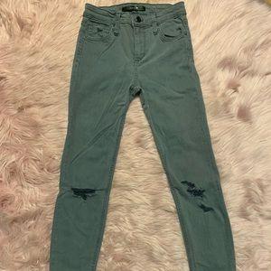 Joe's Jeans distressed skinny